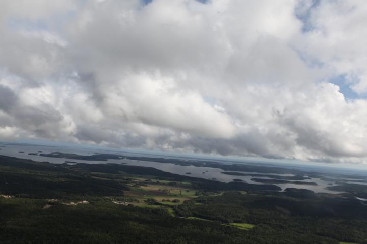 Cineflexaufnahmen vor Gotland