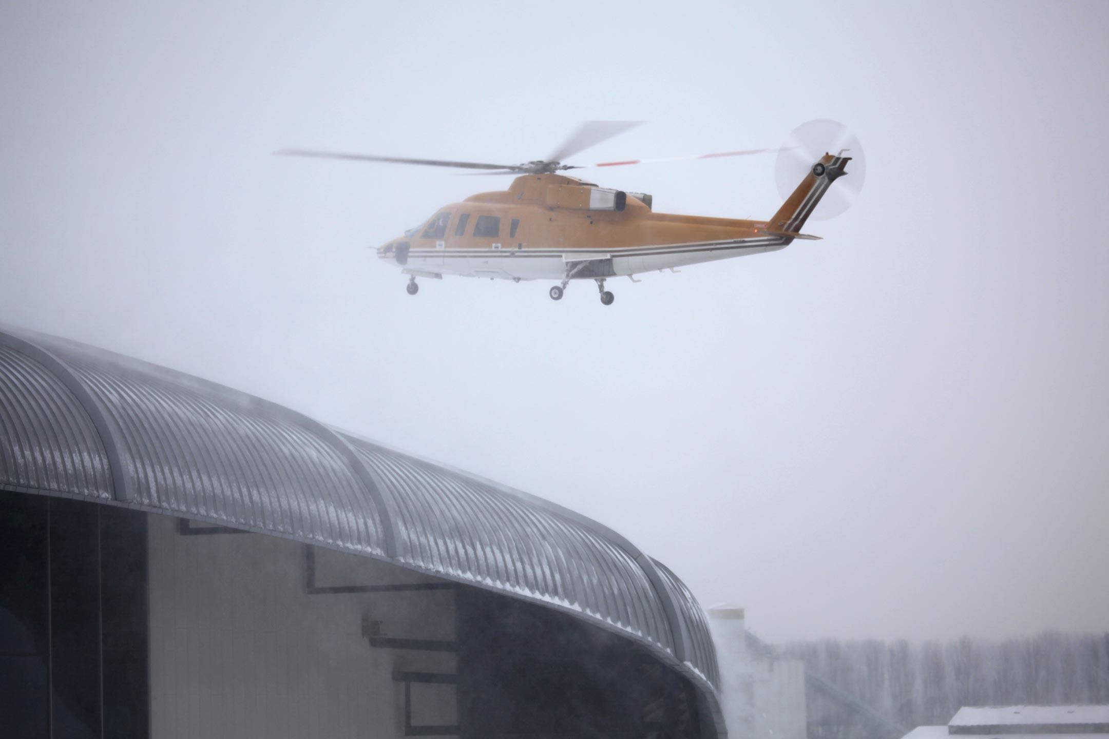 schneeflug iss dome 11