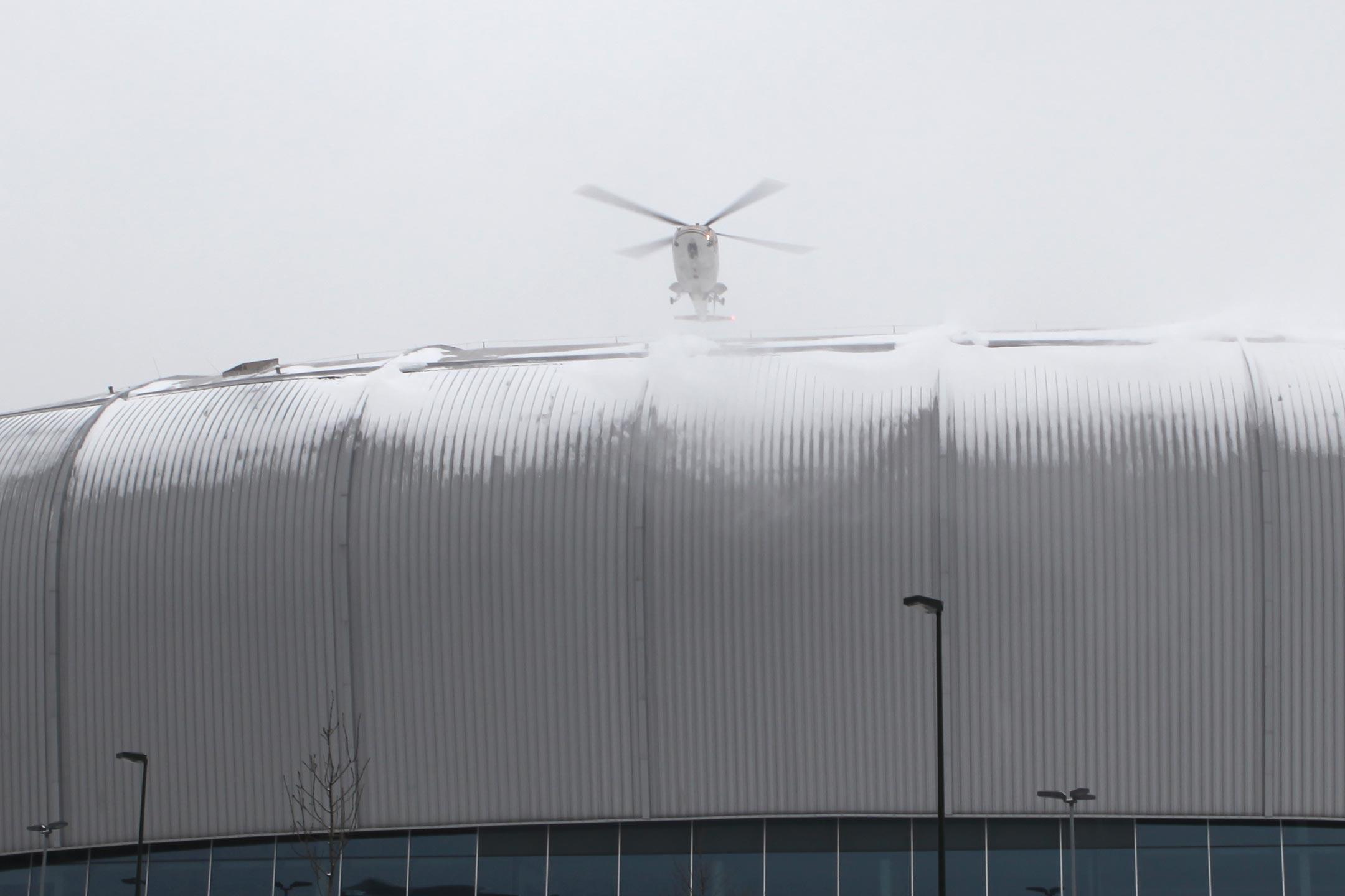 schneeflug iss dome 14