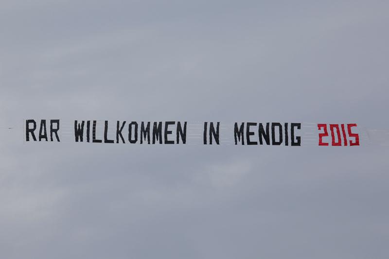 Banner: Rock am Ring Mendig 2015