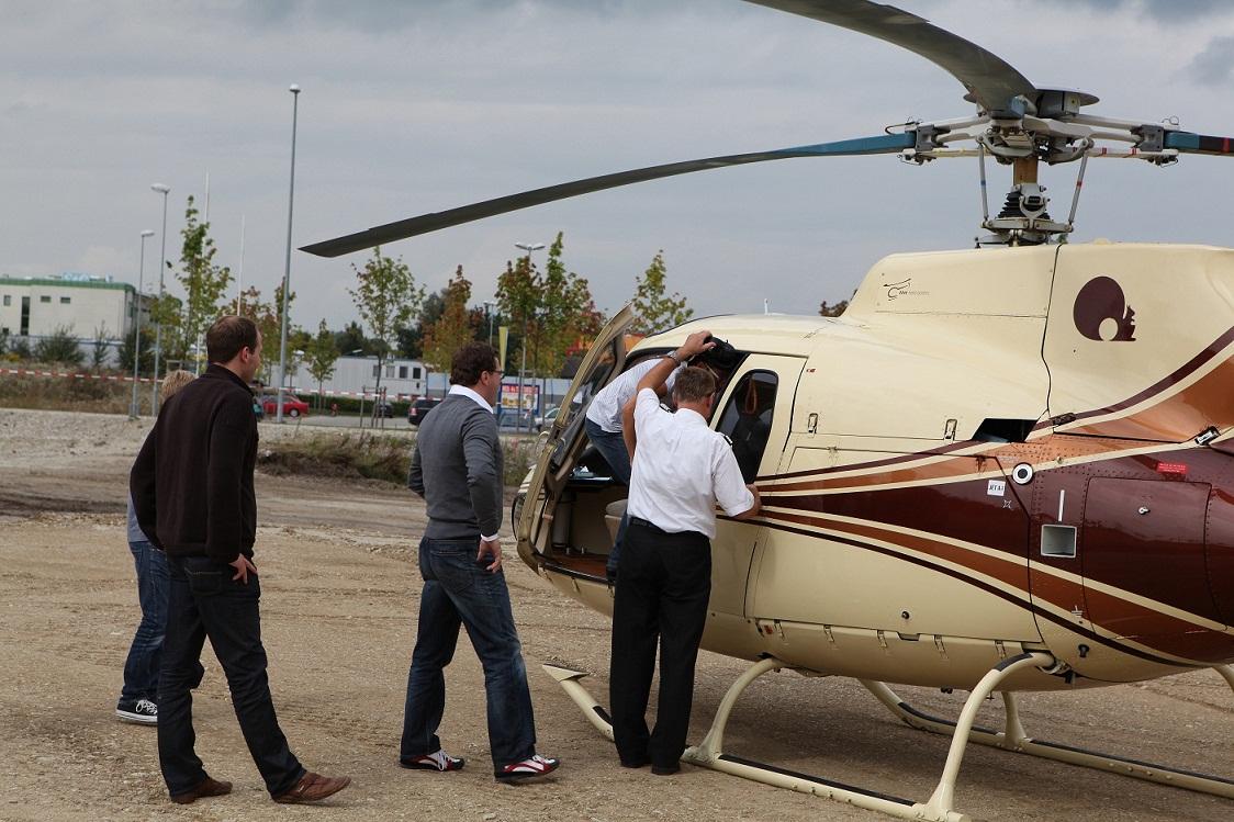 Hubschrauber Erding