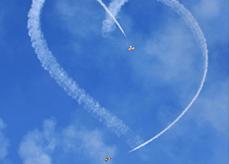 Herz - Himmelsschrift