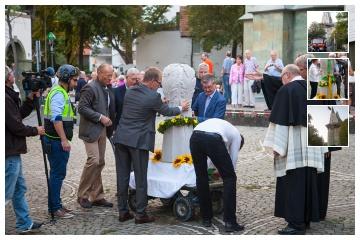 """Lot montażowy dla kościoła """"Wiesenkirche"""" w Soest"""