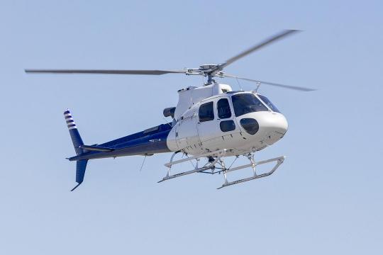 """Helikopter Dreharbeiten für """"Alarm für Cobra 11"""""""