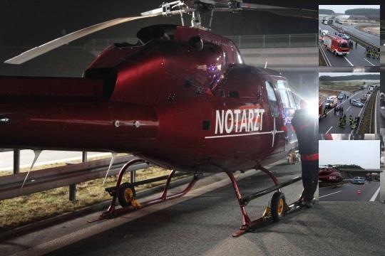 """Deutsche-Helikopter bei """"Runter vom Gas!"""""""