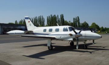 Piper PA-31T1 Cheyenne 1