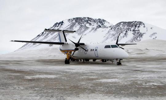 Bombardier Dash 8Q-100