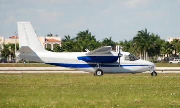 Rockwell Aero Commander 680