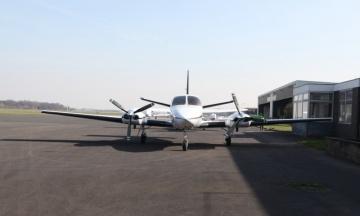 Cessna 404 Turbo Titan