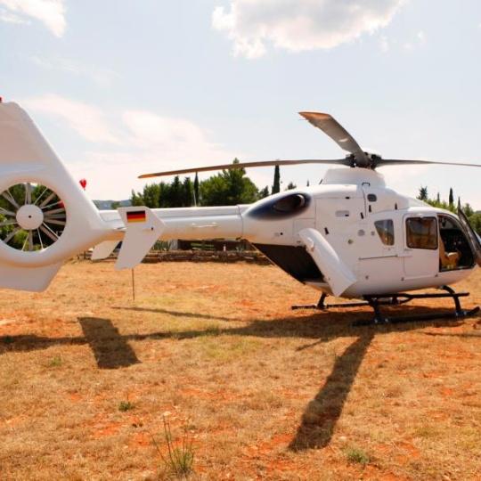 exklusiv helikopter charter