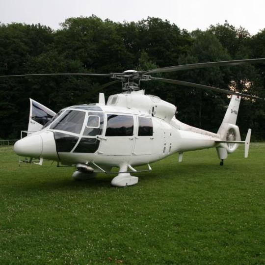helikopter personen transfer