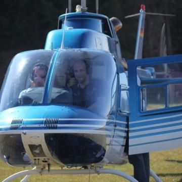 Rundflüge zum Betriebsausflug