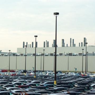Lastenflug bei Volkswagen