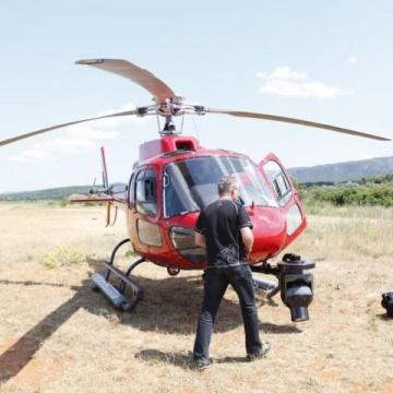 Filmflug mit Cineflex in Kroatien
