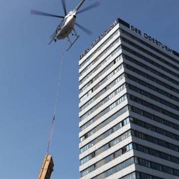 helikopter klimaanlage