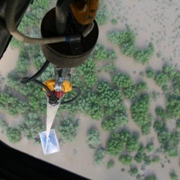 katastrophen helikopter