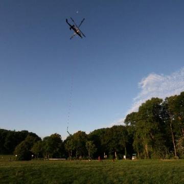 lasten helikopter