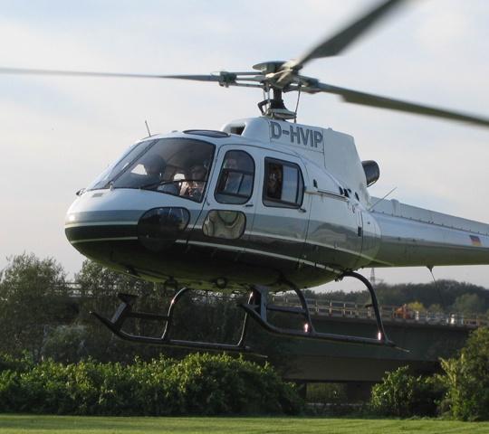 helikopter firmeneventflug