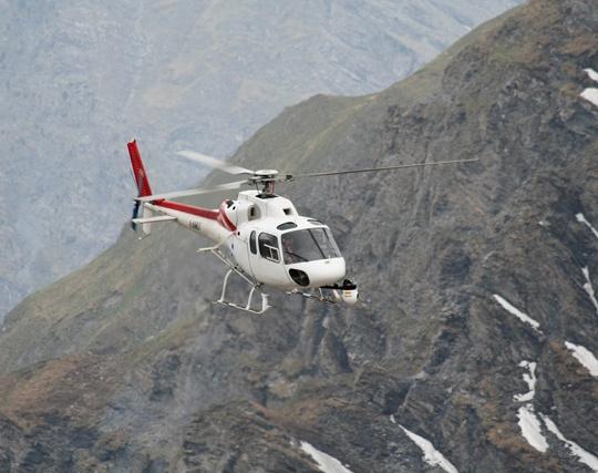 helikopter videofilmflug