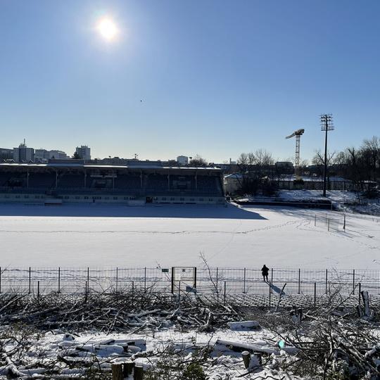 Poststadion Berlin 2021