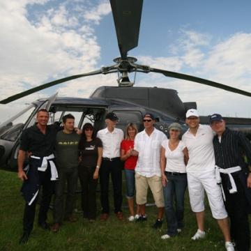 helikopter firmenincentive