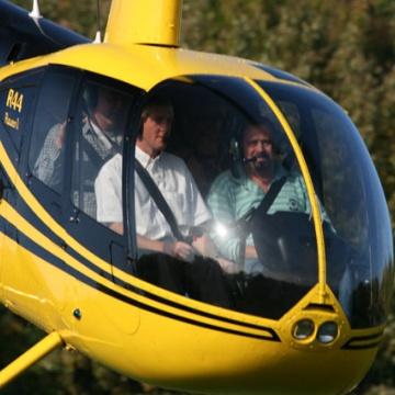 helikopter rundflugveranstaltung