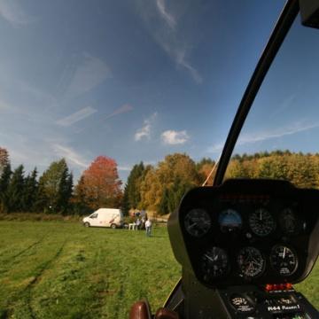 helikopter selbstfliegen