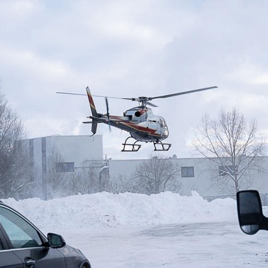 Schneeflug Oelde 2021