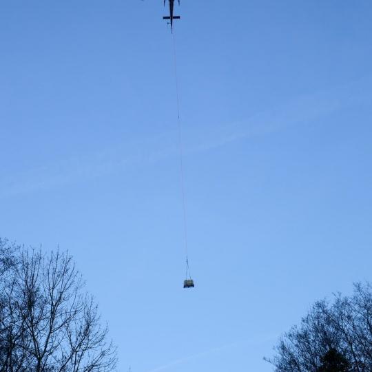 Lastenflug Altenahr 2020