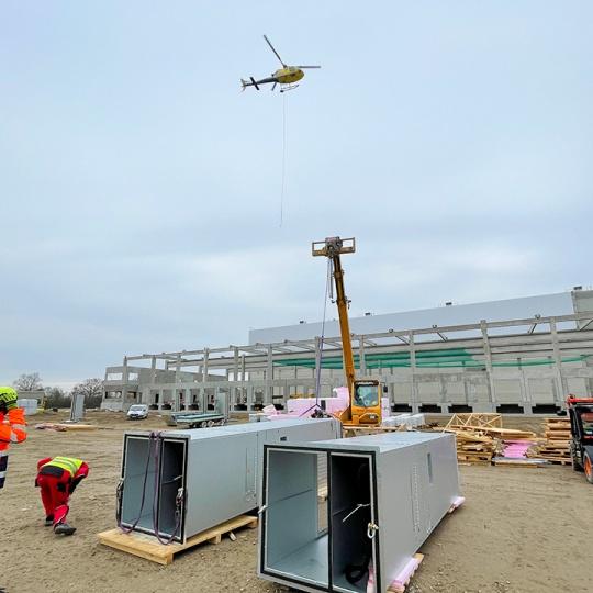 Lastenflug Henstedt 2021